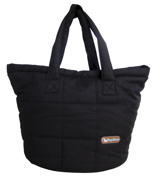 DODO BAG OVAL NOIR