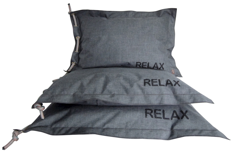RELAX COUSSIN GRIS
