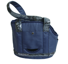 GIRLY BAG BLEU