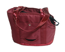 GIRLY BAG FRAMBOISE