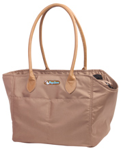 SAC SUBWAY BEIGE / MARRON