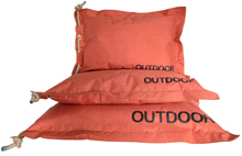 RELAX ZIP OUTDOOR ORANGE