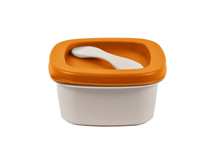 GAMELLE PICNIC  ORANGE