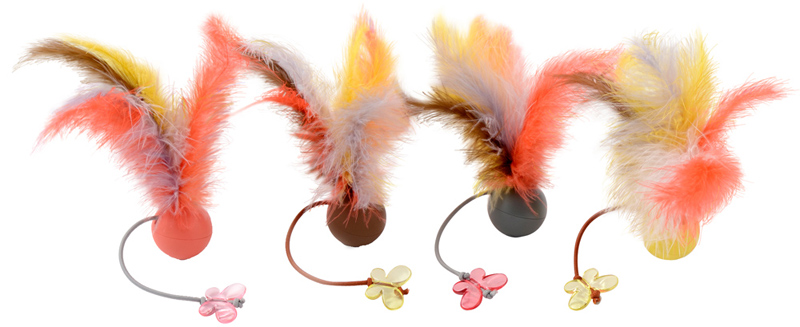 KITTY PLUMES MAGNET